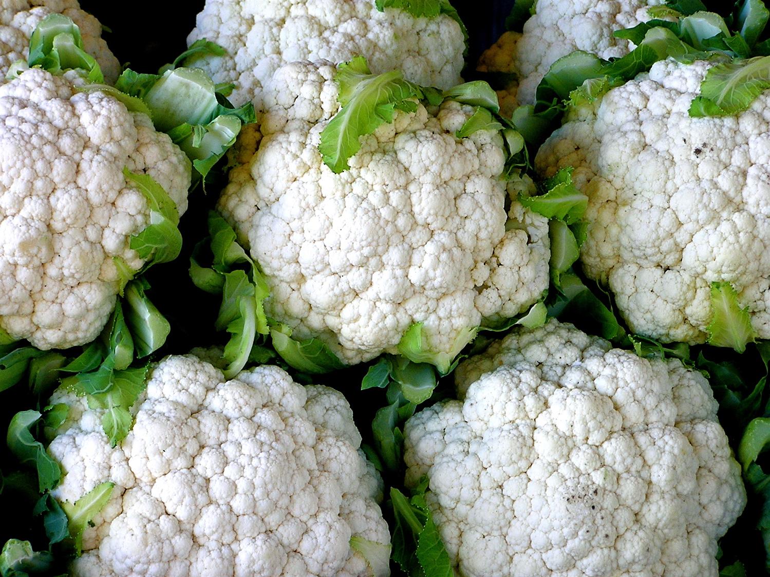 spiced cauliflower tcm world