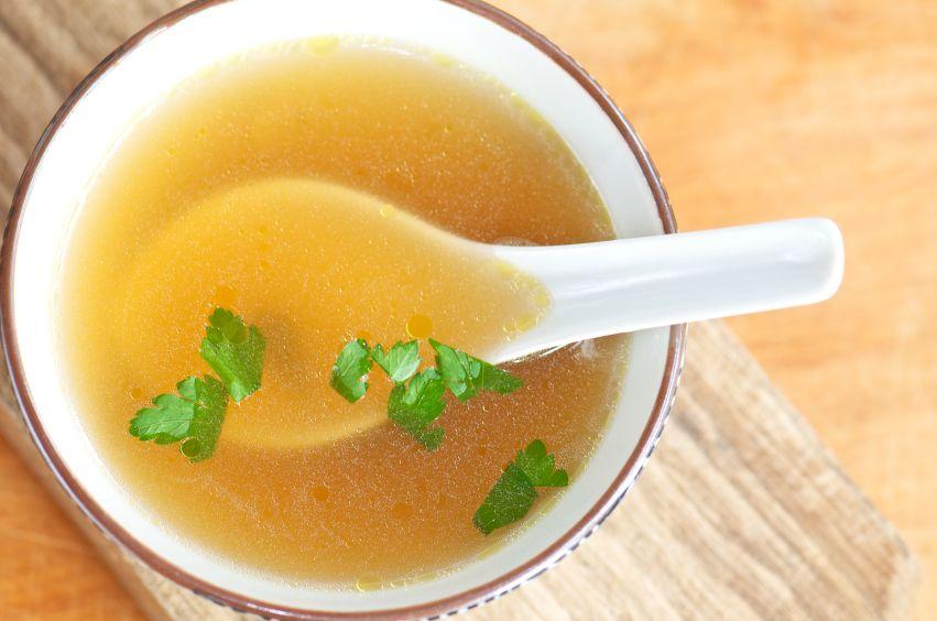 Chicken Broth Soup Tcm World