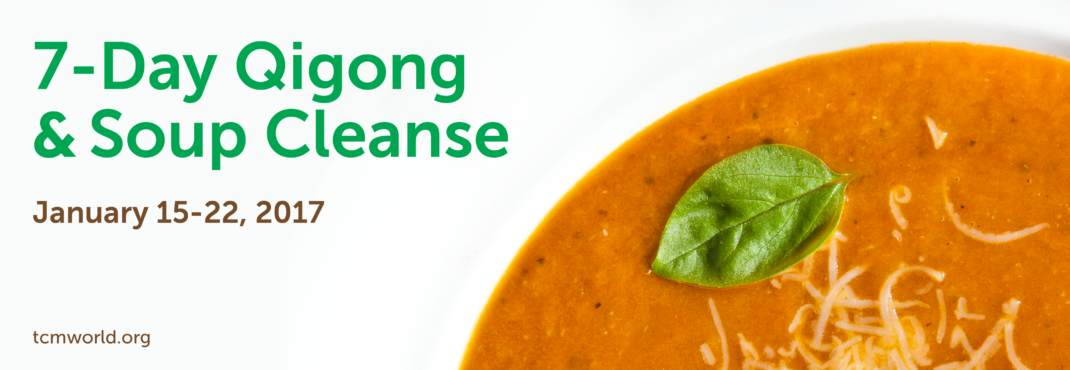 7 Day Qigong & Soup Cleanse