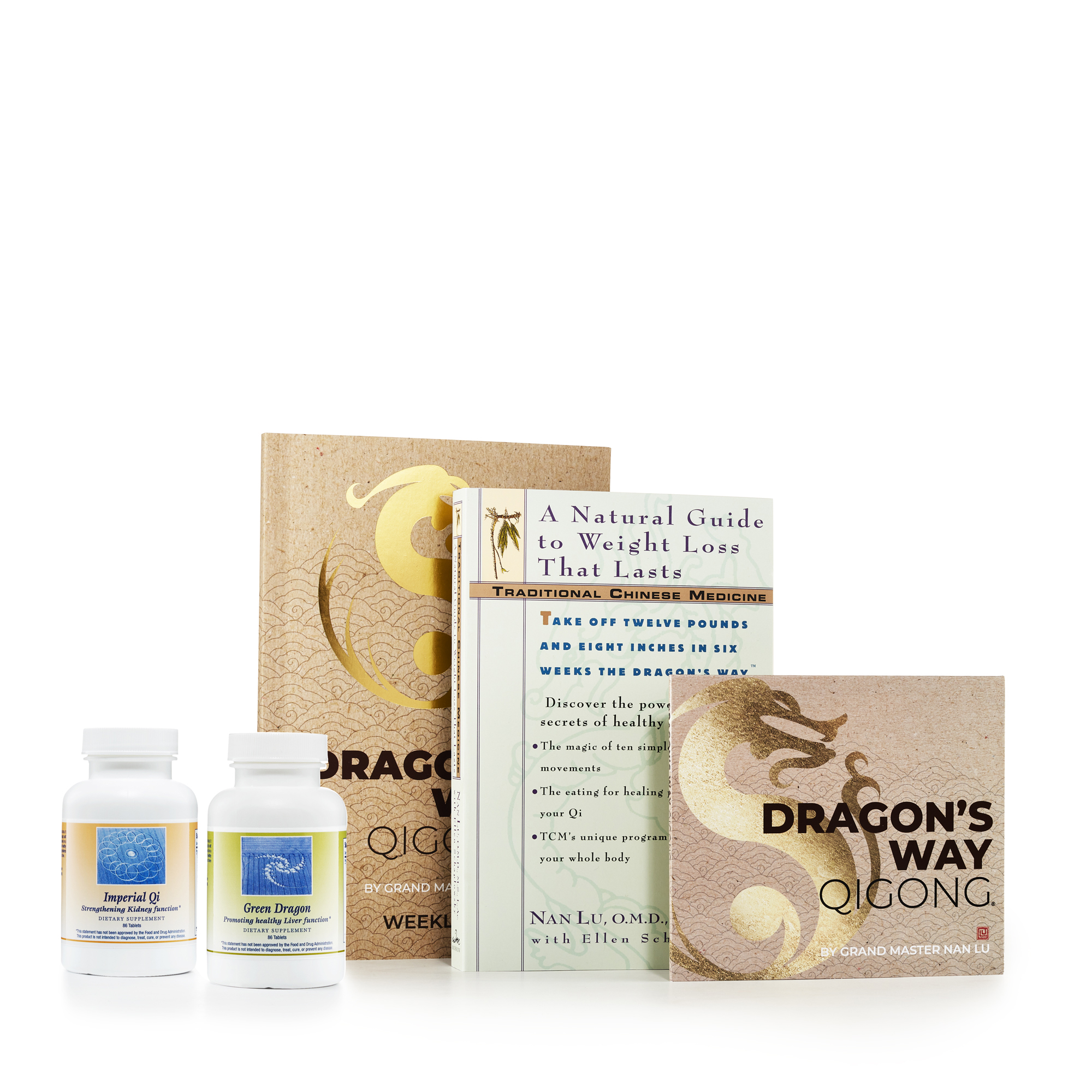 Dragon's Way Qigong starter kit