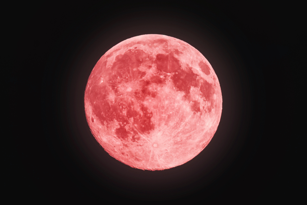 Qigong Practice In The Light Of The Super Blood Wolf Moon