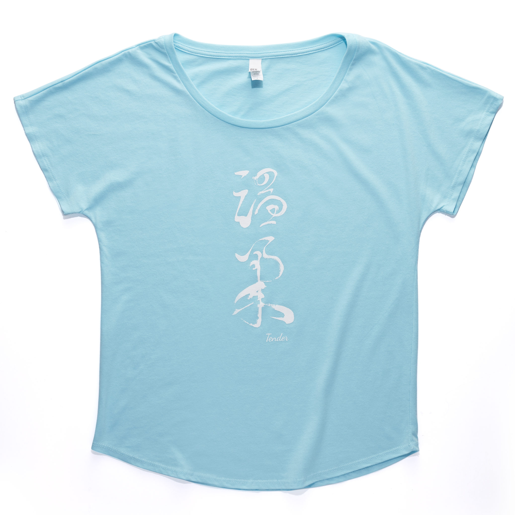 Tshirt-Tender-Blue
