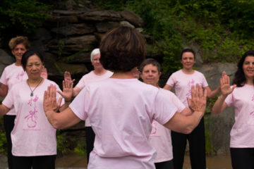 Qigong for breast health