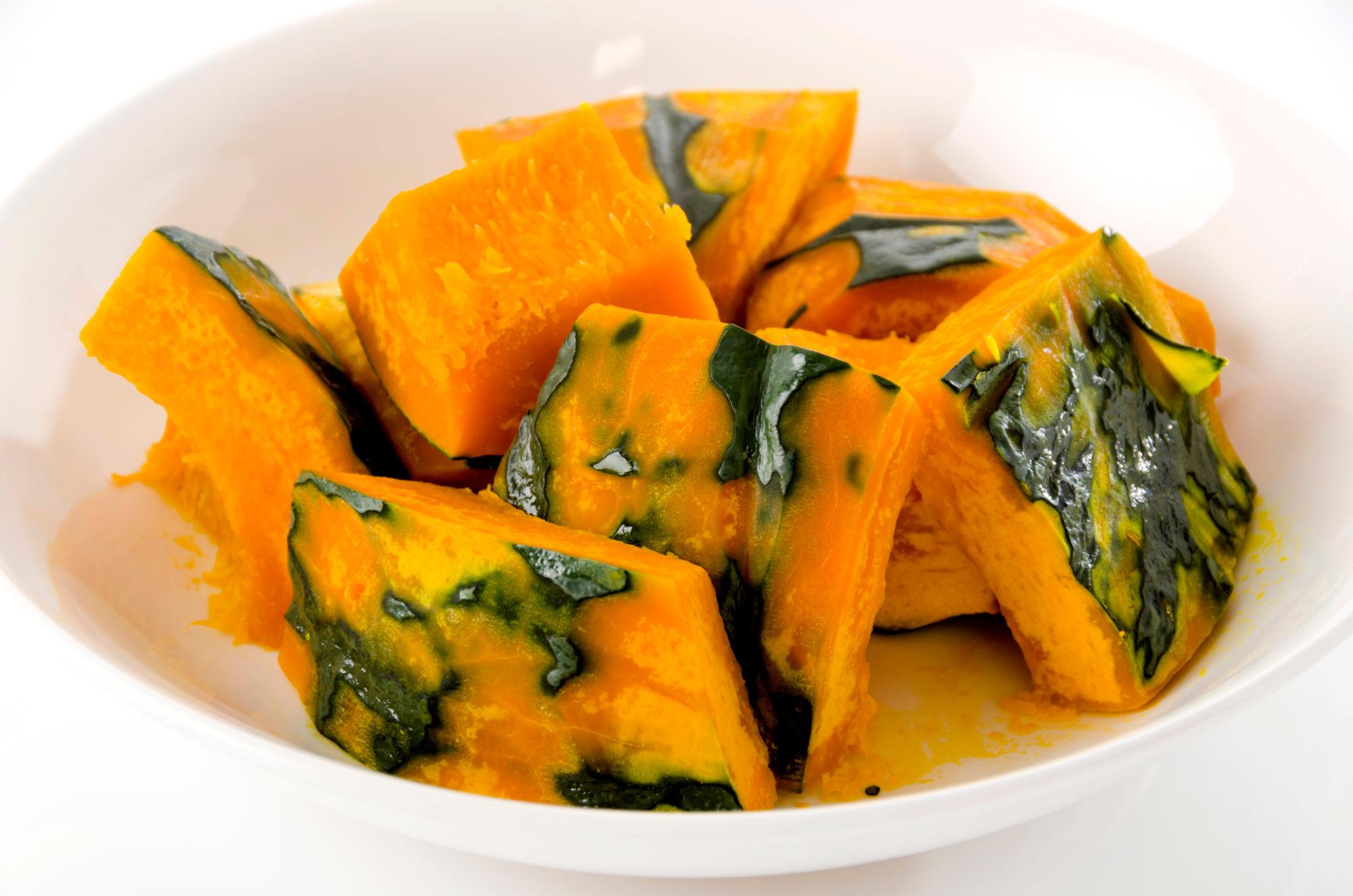Kabocha for digestive health