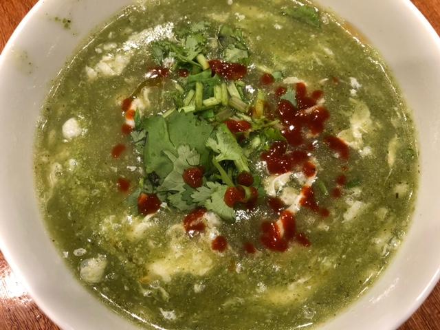Fennel Noodle Soup